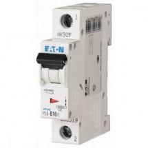 Автоматический выключатель PL6-B10/1 10А 6кА Eaton (Moeller) 1-полюсный 286519 IP20