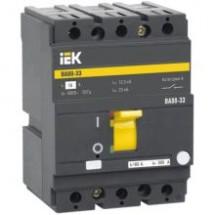 Автоматический выключатель ВА88-33 3Р 50А 35кА ИЭК SVA20-3-0050