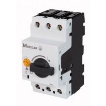 Автоматический выключатель защиты двигателя Eaton (Moeller) PKZM0-0,25 072731 3-полюсный 0,25A