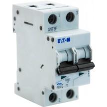 Автоматический выключатель 10 А С PL6-С10/2 6кА Eaton (Moeller) 2-полюсный 286565