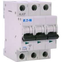 Автоматический выключатель C-40A PL-6 3-фазный Eaton (Moeller) 286605