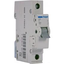 Автоматический выключатель In=25А В 6kA MB125A Hager