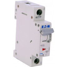 Автоматический выключатель С PL6-C25/1 25А 6кА Eaton (Moeller) 1-полюсный 286535
