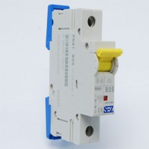 Автоматический выключатель SEZ PR 61-B 16А 10кА 1-полюсный
