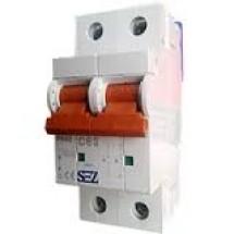 Автоматический выключатель SEZ PR 62-С 20А 10кА 2-полюсный