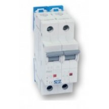 Автоматический выключатель SEZ PR 62-С 32А 10кА 2 полюсный