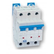 Автоматический выключатель SEZ PR 63-С 3А 10кА 3 - полюсный