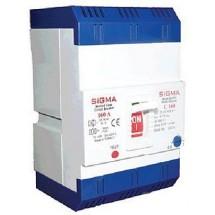 Автоматический выключатель Sigma Elektrik С,100А, 3-п, 25кА, 3С160100 3-полюсный