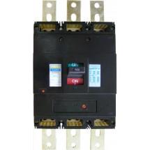 Автоматический выключатель Укрем ВА-2004/630 3p 500А 380В 10кА AcKo 3-полюсный A0010040026
