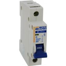 Автоматический выключатель Укрем ВА-2012 1р 10А С 6кА AcKo 1-полюсный A0010120002