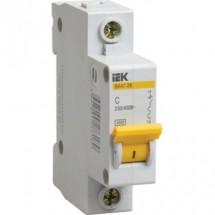 Автоматический выключатель ВА47-29М 1р 16А, 4,5кА ИЭК MVA21-1-016-C