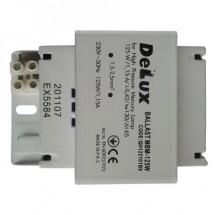 Балласт электромагнитный Delux MBM-125W ртуть-металогалоген 220-240V