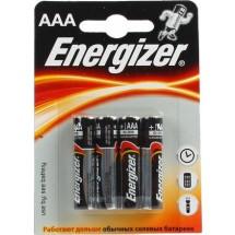 Батарейка Energizer Plus AAALR03 (бл-4шт) 637105