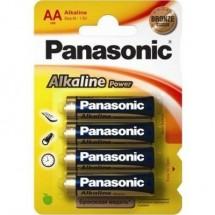 Батарейка Panasonic LR06 Alkaline power 4шт.