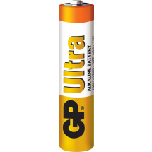 Батарейка щелочная GP 24А-U4 LR03U.AAА(щелочнаяблистер)