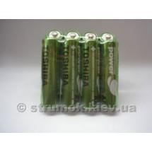 Батарейка Тошиба ЕКО R6 UE