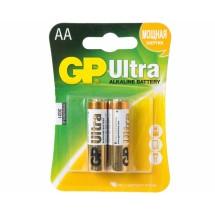 Батарейка GP ULTRA ALKALINE 1.5V 15AU-U2E5, LR6, AA