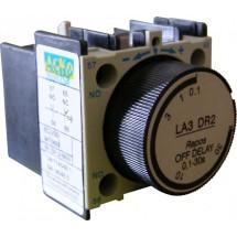 Блок задержки БЗ-12 (LA3-DR2) (0,1-30,0c выключено) A0040050002 Укрем Аско