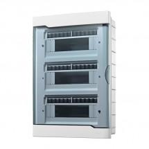 Бокс пластиковый 36 модуля внутренний LEZARD 730-1000-036