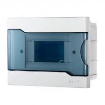 Бокс пластиковый 6 модулей внутренний LEZARD 730-1000-006