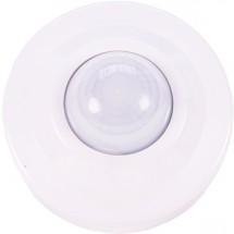 Датчик движения ЕЕ804 Hager 360° ІР20 белый накладной