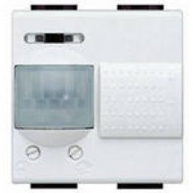 Датчик движения инфракрасный ABB Zenit  N2241ВL белый цвет