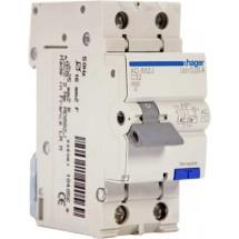 Дифференциальный автомат 1+N 32A 30мA (0.03A) C 4.5кA тип АC 2м AD882J Hager