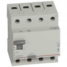 Дифференциальное реле ПЗВ RX3 25А 100мА (0.1A) 4p тип AC 402066 Legrand