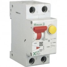 Дифференциальный автомат Eaton/Moeller  PFL7-16/1N/C/0.03 263537