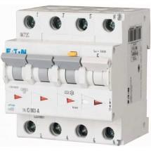 Дифференциальный автомат mRB4-32/3N/C/003-A 32А Eaton (Moeller) 167508 4.5кА 3-полюсный