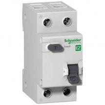 Дифференциальный автоматический выключатель SCHNEIDER Easy 9 1P+N 20A 30mA Тип АС EZ9D34620