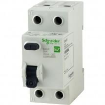 Дифференциальное реле SCHNEIDER EZ9R34225 EZ9.2P.25A/0.03 AC