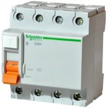 Дифференциальный автомат Schneider ВД63 4п 25А 30МА 11460