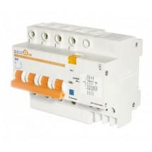Дифференциальный автомат EcoHome 4р 25А 30mA (0,03А) Укрем Аско ECO030020003