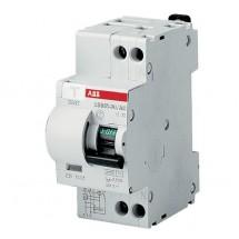 Дифференциальный автомат ABB АС  С 16/0.03mA DS951 2-полюсный
