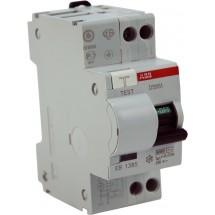 Дифференциальный автомат C 10А 30мА (0.03А) DS 951 ABB