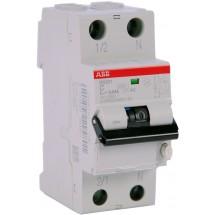Дифференциальный автомат C 16А 30мА (0,03А) DS 201 АВВ