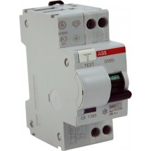 Дифференциальный автомат В 10А 30мА (0,03А) DS 951 АВВ
