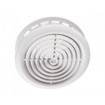 Диффузор потолочный Вентс МВ 315 ПФc АБС пластиковый белый