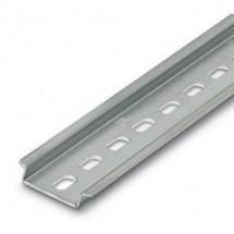 DIN рейка оцинкованная 35мм 10 см YDN10-00100 ИЭК