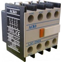 Дополнительный контакт ДК04-4NC Укрем Аско
