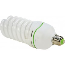 Энергосберегающая лампа EUROLAMP КЛЛ Т4 Spiral 65W 4100K E27 (20) HB-65274