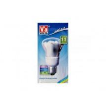 Энергосберегающая лампа КЛЛ Volta 11Вт E27 R63 теплобелая