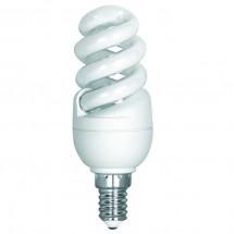 Энергосберегающая лампа КЛЛ Volta 9Вт E14 R50 теплобелая
