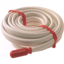 Гофротруба с заглушкой для датчика температуры на проводе DEVI 2,5м д внутр 6,7мм