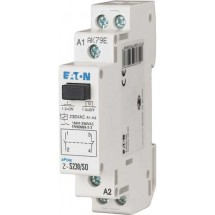 Импульсное реле Z-S230/SO 1NO+1NC 230V AC EATON Moeller 265283