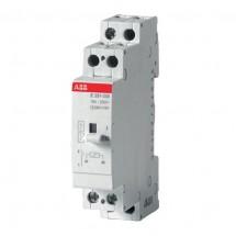 Импульсное реле Е251-230, 16А ABB на DIN-рейку 1НО 2300W 230V 2CSM111000R0201