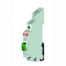 Индикатор наличия тока (фазы) на Din-рейку E249 D зеленый ABB GHE2490045R0003