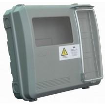 Ящик для 1-ф счетчика электроэнергии пластиковый