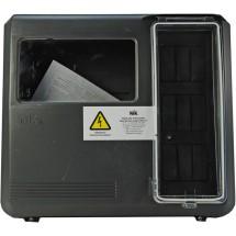 Ящик НІК для 1-х и 3-х счетчиков 9 модулей ІР54